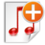 playlist new large png icon
