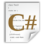 csharp large png icon