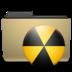 manilla folder burn large png icon