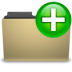 manilla folder new large png icon