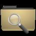 manilla folder saved search large png icon
