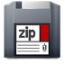 media zip large png icon