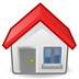 old go home large png icon