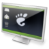 preferences desktop remote desktop large png icon