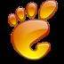 start here gnome orange large png icon