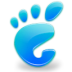 skyblue large png icon