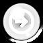 Inward Bubble Logoff large png icon