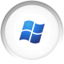 Inward Bubble Windows large png icon