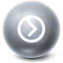 Bright Ball Go Png Icon