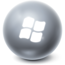 Bright Ball Windows Png Icon