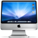imac on Png Icon