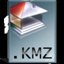 kmz Png Icon