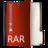 rar large png icon