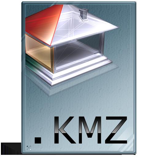 kmz large png icon