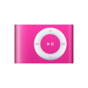 iPod Shuffle Pink Png Icon