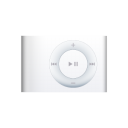 iPod Shuffle White Png Icon