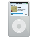 iPod Video Silver png icon