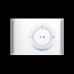 iPod Shuffle White