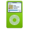 iPod Video Green large png icon