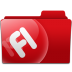 flash large png icon