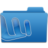 word large png icon