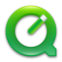 Quicktime 7 Green Png Icon