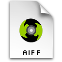 aiff Png Icon