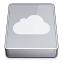 Media iDisk Png Icon