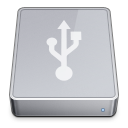 Media USB Png Icon
