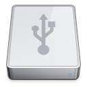 Mini USB Png Icon