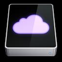 Unibody iDisk Png Icon
