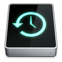 Unibody Time Machine Png Icon