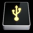 Unibody USB Png Icon