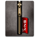 Bz 2 gold black Png Icon