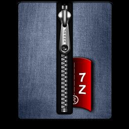 7Z silver blue