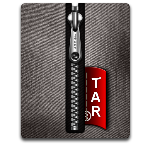 Tar silver black large png icon