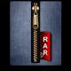 Rar gold blue large png icon