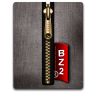 Bz 2 gold black large png icon