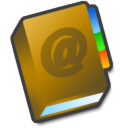 adressbook (2) Png Icon