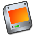 harddrive removeable Png Icon