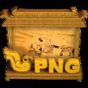 kinsen luban Icon 44 png icon