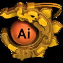 kinsen luban Icon 48 png icon