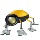 Insect robot Png Icon