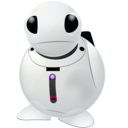 Little robot Png Icon
