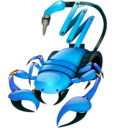 Scorpio robot Png Icon