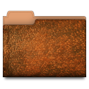 leather brown 02 Png Icon