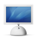 iMac G4 17in Png Icon