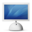 iMac G4 20in Png Icon