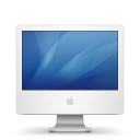 iMac G5 17in Png Icon