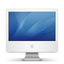 iMac G5 20in Png Icon